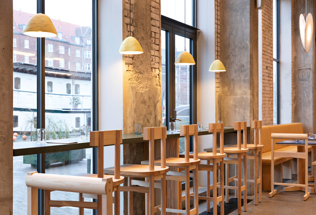 Фото №3 - POPL: бургерная при ресторане Noma в Копенгагене