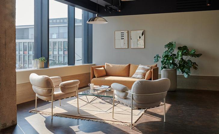 Фото №1 - Новое офисное пространство The Office Group в Лондоне