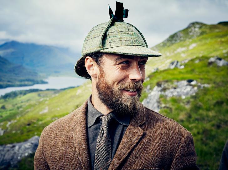Фото №1 - Джеймс Миддлтон – о своей новой жизни в Шотландии: эксклюзив Marie Claire