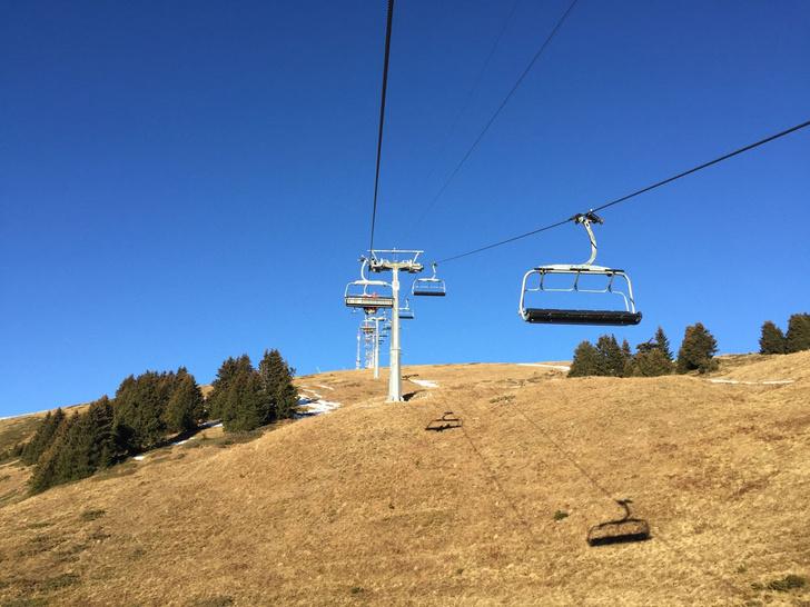 Фото №1 - Ученые предупредили о скором исчезновении швейцарских лыжных курортов