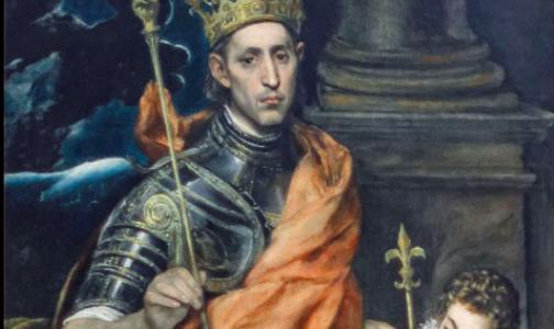 Фото №1 - Ученые: французский король Людовик Святой мог страдать от цинги