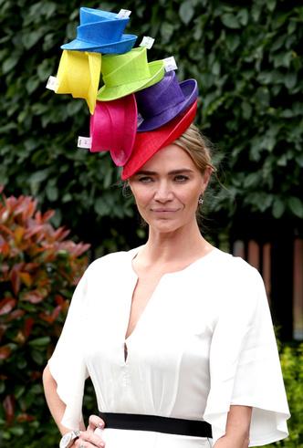 Фото №29 - Лучшие образы на открытии Royal Ascot 2019 (и несколько безумных шляп)