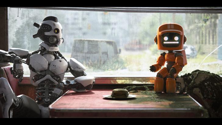 Фото №1 - «Любовь, смерть и роботы»: появился еще один трейлер сериала 🔥