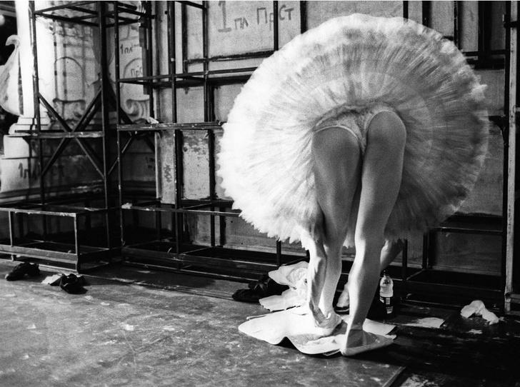 Фото №5 - Выставка «Большой балет» в Люмьерах