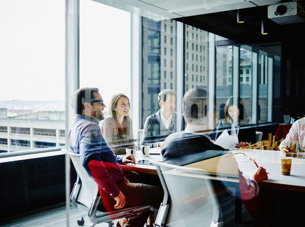 Фото №3 - Как подготовить пространство для успешных переговоров