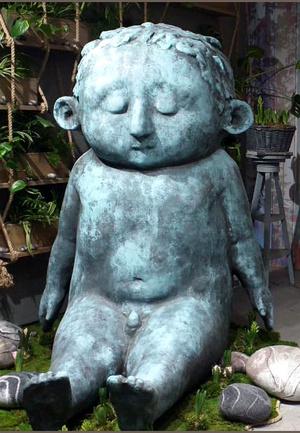 Фото №8 - Ландшафтная скульптура: мнение специалистов