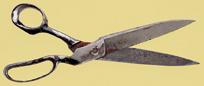 Фото №1 - Зачем нужны ножницы?