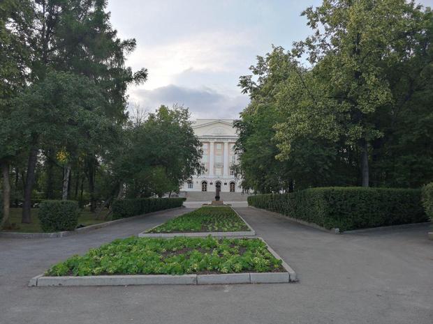 Фото №1 - В Екатеринбурге хотят провести голосование по благоустройству парков