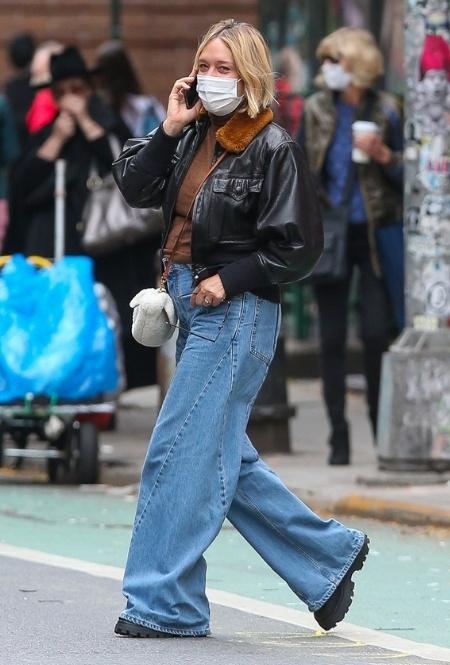 Хлоя Севиньи в Нью-Йорке