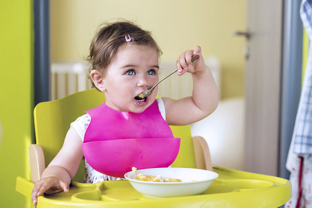 Фото №1 - Правильный обед малыша