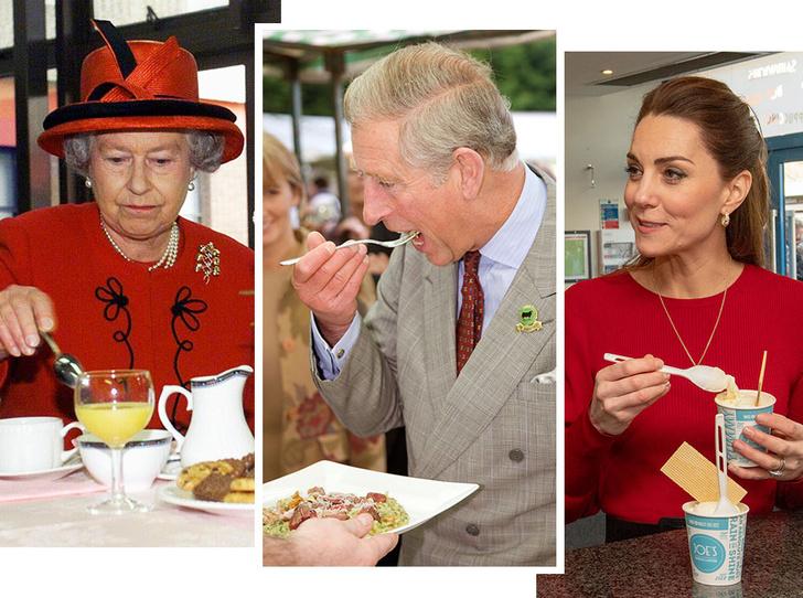 Фото №1 - Королевский обед: любимые рецепты Елизаветы II, Чарльза, Кейт и других Виндзоров