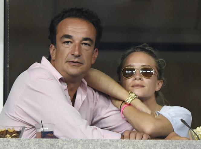 Фото №2 - Мэри-Кейт Олсен вышла замуж за брата Николя Саркози