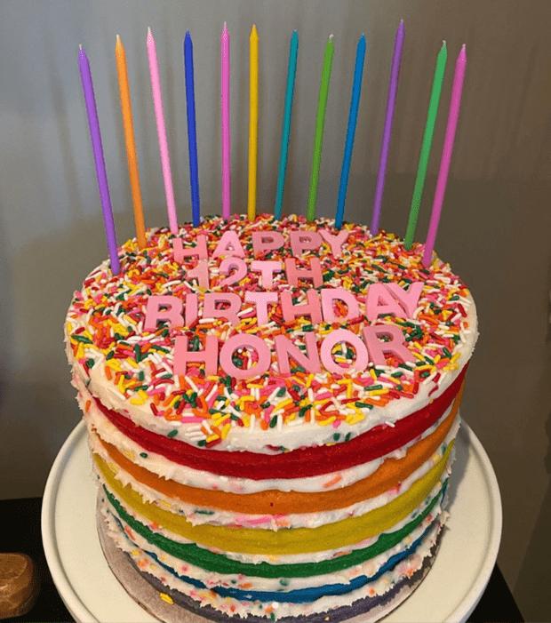 Фото №2 - Время загадать желание и задуть свечи: как Джессика Альба поздравила дочь с днем рождения