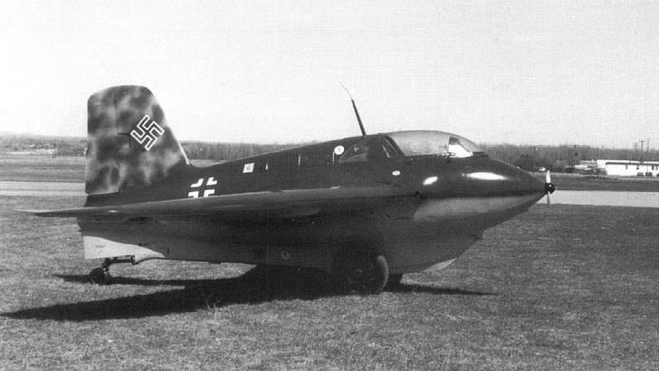 Фото №12 - «Вот уроды...»: 12 самых страшных самолетов XX века