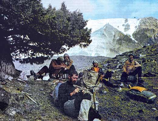 Фото №1 - В горах высокого Алая