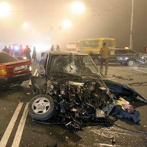 Фото №1 - За выходные на дорогах пострадали сотни людей