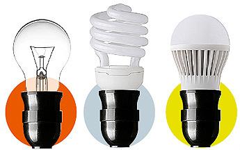 Фото №1 - Почему на бытовых лампах указывают ватты, если световой поток измеряется в люменах?