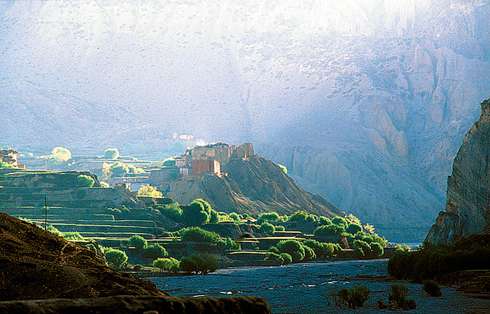 Фото №7 - Дорогами Будды: репортаж из новогоднего Тибета