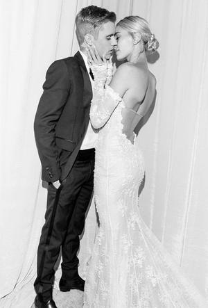 Фото №8 - 10 самых стильных звездных свадеб 2019 года