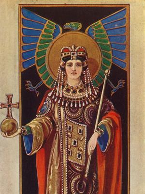Фото №2 - От детоубийцы до святой: история Ирины Афинской— первой императрицы Византии