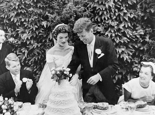 Фото №19 - Свадьба Джона и Жаклин Кеннеди: 9 несказочных фактов