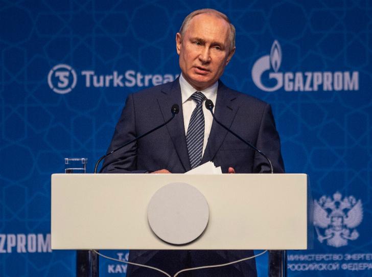 Фото №2 - Владимир Путин объявил нерабочей неделю с 30 марта по 5 апреля