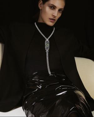 Фото №6 - Колье-трансформеры и серьги-подвески: как выглядит коллекция высокого ювелирного искусства Boucheron