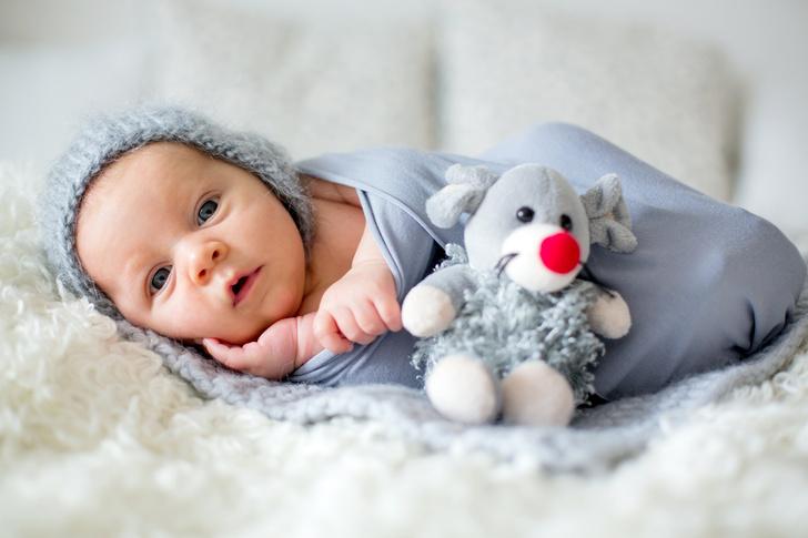 Фото №1 - Первые дни: почему новорожденный ребенок теряет вес