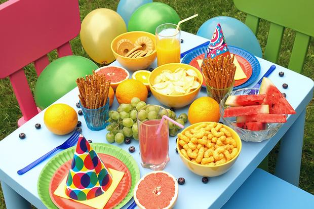 Фото №4 - Праздничное меню: день рождения ребенка