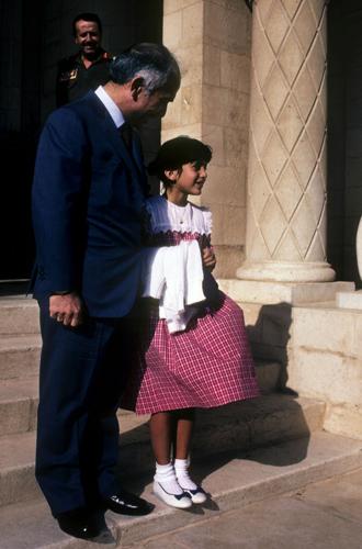 Фото №3 - Принцесса Хайя бинт аль-Хусейн: история жизни, любви и бегства из эмиратов