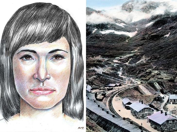 Фото №1 - Самое таинственное преступление Норвегии: кем была женщина из долины Исдален