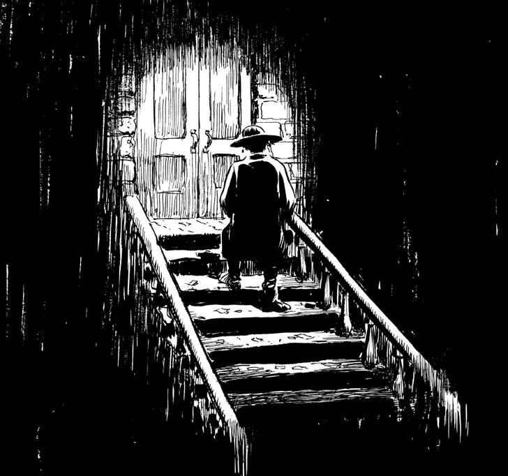 Фото №1 - «Контракт с Богом»: Уилл Айснер и графический роман-легенда