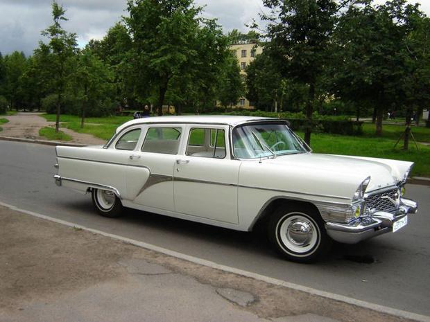 Фото №6 - 7 фактов про самый красивый советский автомобиль— «Чайка»
