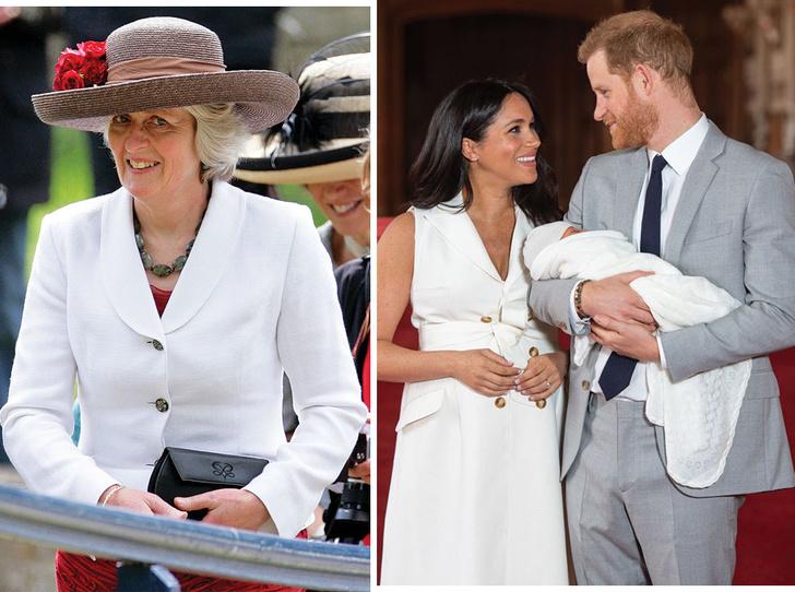 Фото №1 - Почему сестра Дианы познакомилась с малышом Арчи раньше принца Чарльза