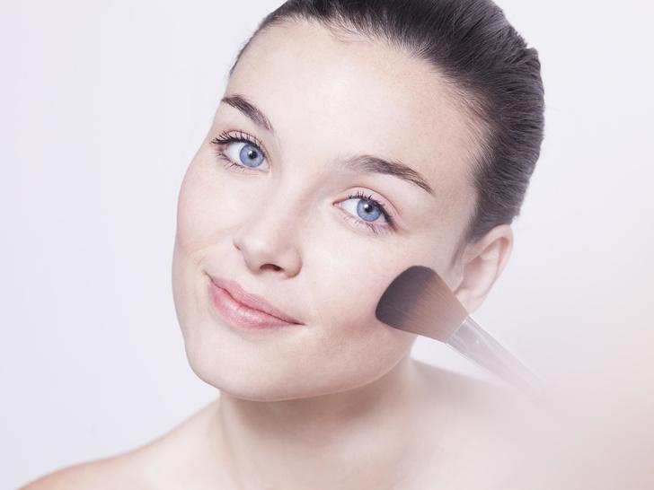 Фото №3 - Как наносить румяна по типу лица: пошаговая инструкция