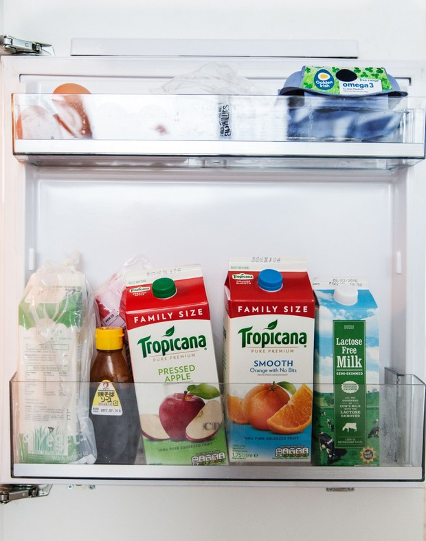 Фото №51 - Что лежит в холодильнике у жителей разных стран: 54 любознательных фото