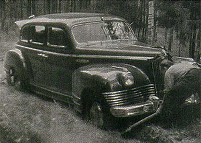 Фото №9 - Назад в СССР: 5 самых роскошных советских автомобилей