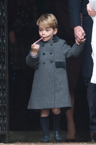 Фото №7 - Принцесса Шарлотта и принц Джордж снова в центре внимания