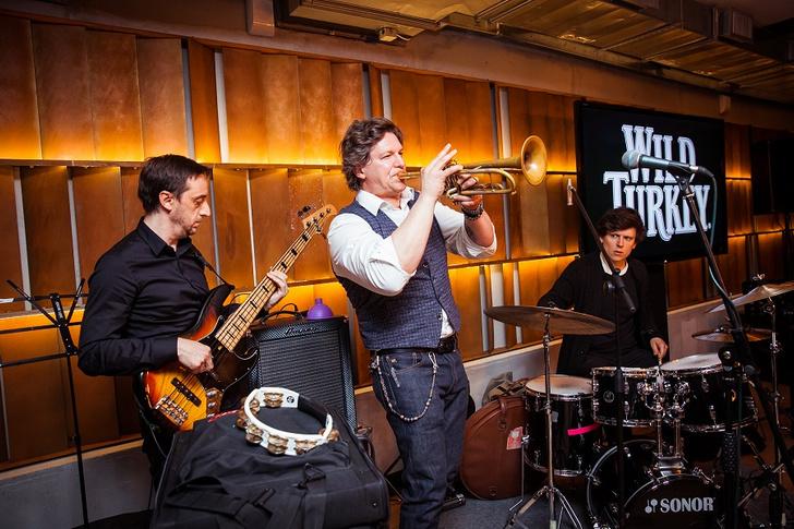 Фото №2 - Wild Turkey подготовил видеоролики к Международному дню джаза