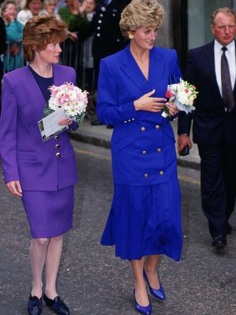 Фото №5 - Точь-в-точь: герцогиня Кейт в полной копии образа принцессы Дианы