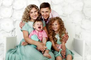 Фото №9 - Результаты конкурса «Мама, папа, я  - стильная семья!»