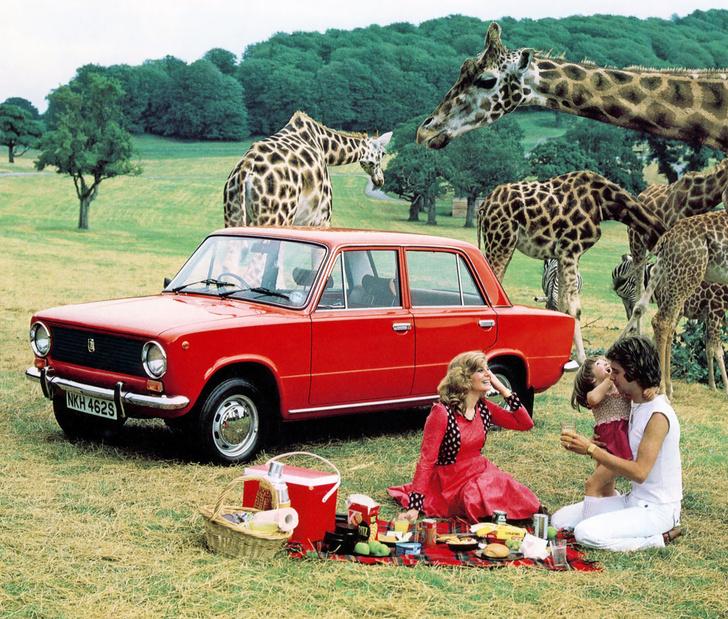 Фото №2 - 18 прозвищ автомобилей из СССР