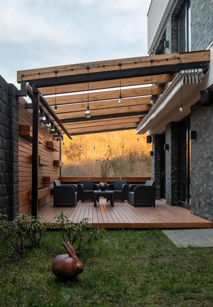 Фото №24 - Трехэтажный особняк по проекту Sergey Makhno Architects в Киеве