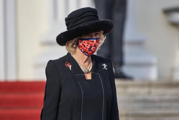 Герцогиня Камилла: фото, 2020