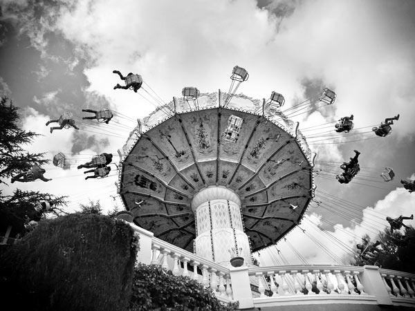 Фото №1 - «Тибидабо»: путешествие во времени
