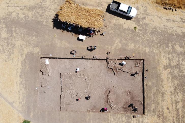 Фото №1 - В Турции обнаружено поселение возрастом 7500 лет