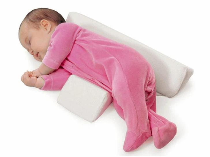 Позиционеры для снаотзывы, польза, вред, мнение врача, сон младенца, как помочь ребенку уснуть, позиционер для сна новорожденного для чего нужен