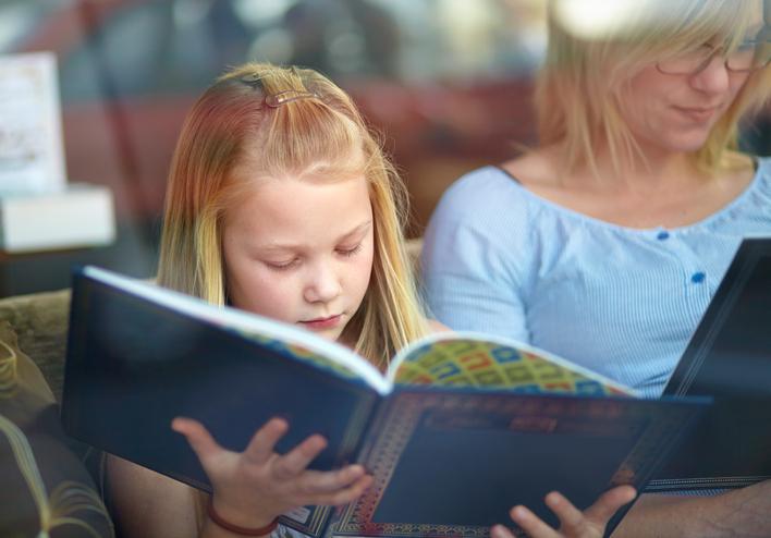 Фото №1 - Книги о войне влияют на детскую психику