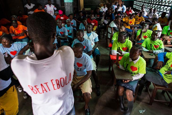 Фото №3 - Цифры: Эбола, Эбола, перейди на другого