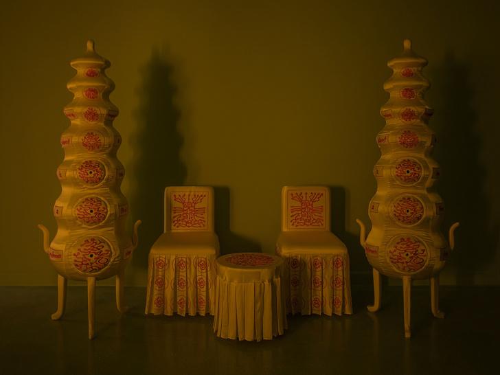 Фото №10 - Инсталляция китайского художника, исследующая ментальное здоровье
